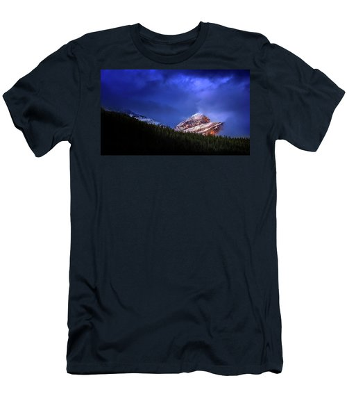 Men's T-Shirt (Slim Fit) featuring the photograph Golden Nugget by John Poon