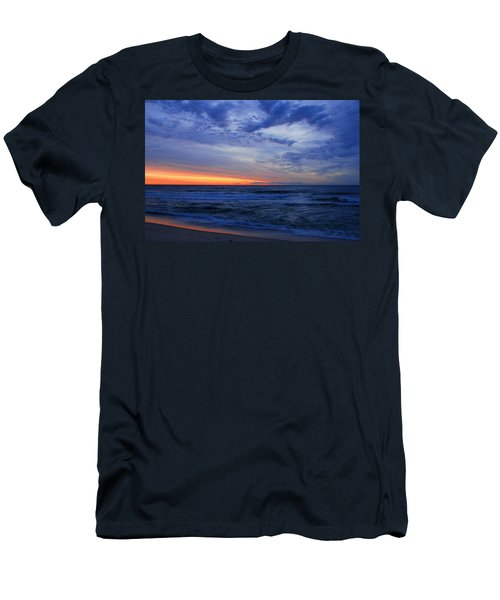 Good Morning - Jersey Shore Men's T-Shirt (Athletic Fit)