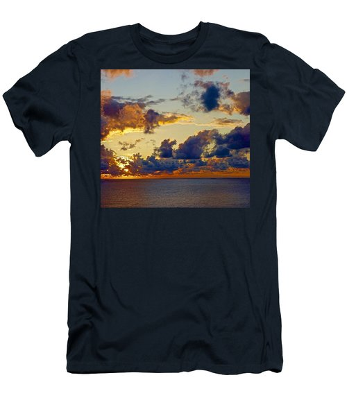 Good Morning Ac Men's T-Shirt (Athletic Fit)