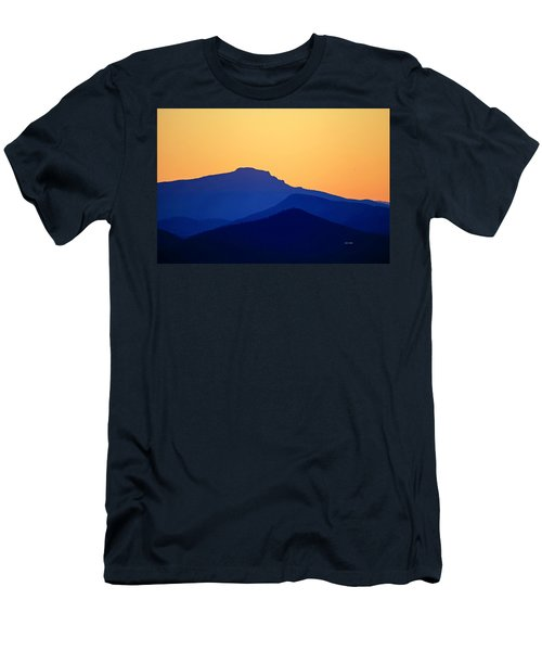 Grandfather Sunset Men's T-Shirt (Slim Fit) by Dale R Carlson