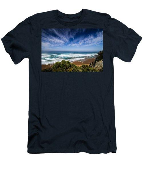 Great Ocean Road Men's T-Shirt (Athletic Fit)