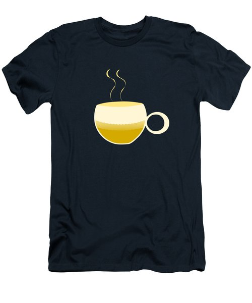 Green Tea Morning Men's T-Shirt (Athletic Fit)