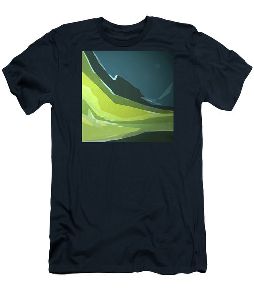 Green Valley Men's T-Shirt (Athletic Fit)
