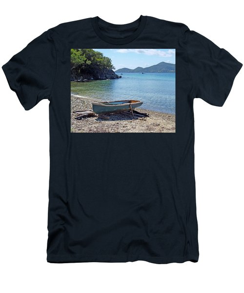 Hansen Bay 2 Men's T-Shirt (Athletic Fit)