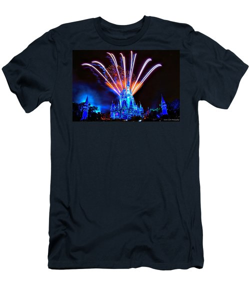 Happily Ever After Men's T-Shirt (Athletic Fit)