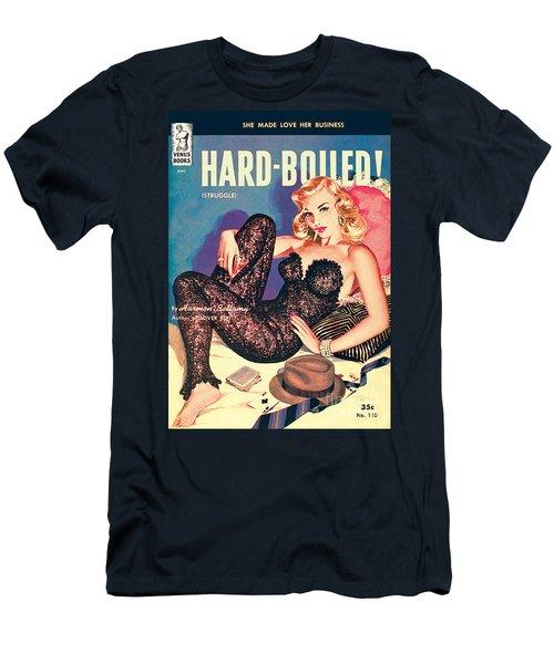 Hard-boiled Men's T-Shirt (Athletic Fit)