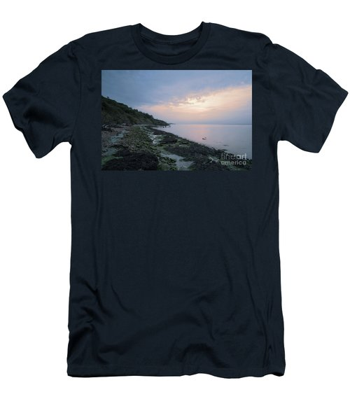 Hazy Sunset Men's T-Shirt (Athletic Fit)