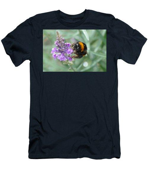 Hello Flower Men's T-Shirt (Athletic Fit)