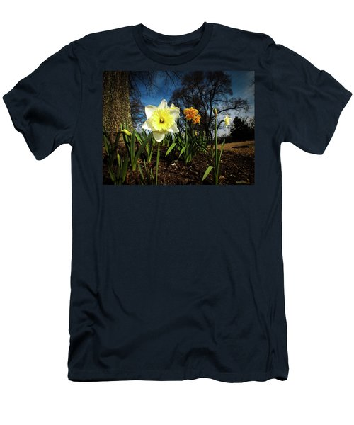 Hello Spring Men's T-Shirt (Athletic Fit)