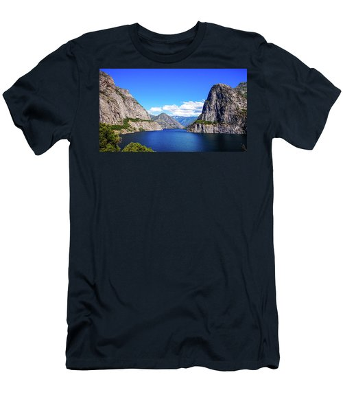 Hetch Hetchy Reservoir Yosemite Men's T-Shirt (Athletic Fit)