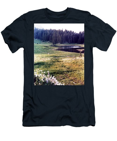 Hidden Valley Men's T-Shirt (Athletic Fit)