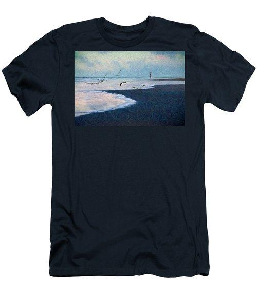 Hide Tide Men's T-Shirt (Athletic Fit)