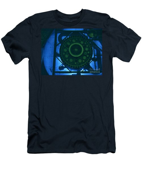 High Flux Isotope Reactor Pool Men's T-Shirt (Athletic Fit)