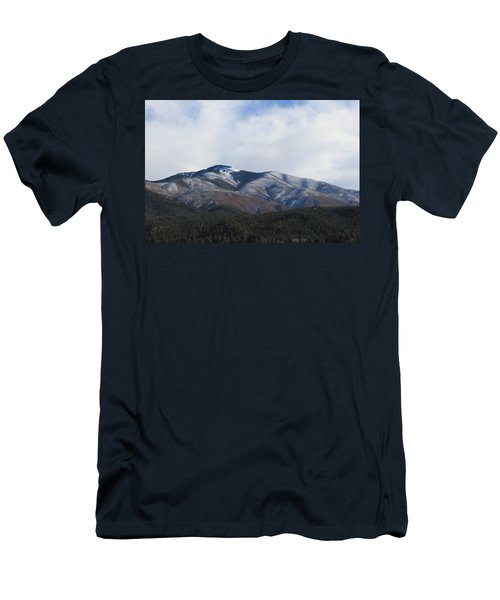 Hills Of Taos Men's T-Shirt (Athletic Fit)