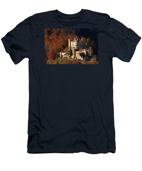 Hohenschwangau Castle 5 Men's T-Shirt (Athletic Fit)