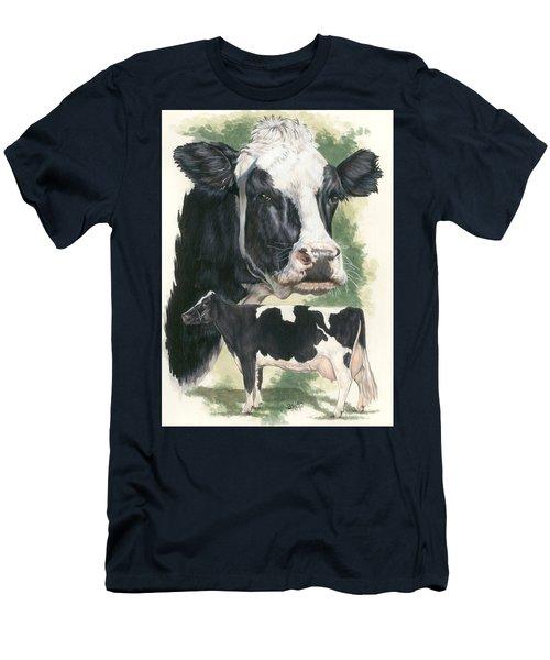 Holstein Men's T-Shirt (Athletic Fit)