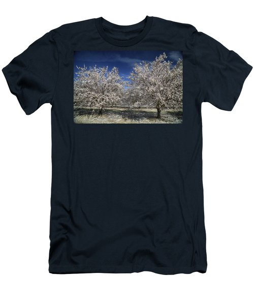 Men's T-Shirt (Slim Fit) featuring the photograph Hopes And Dreams by Laurie Search