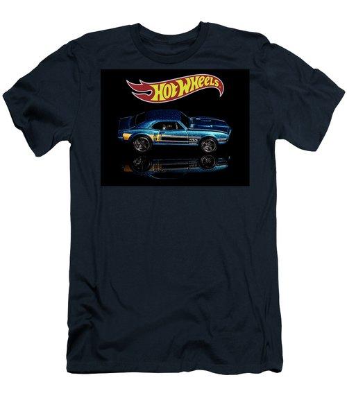 Hot Wheels '67 Pontiac Firebird 400-1 Men's T-Shirt (Athletic Fit)