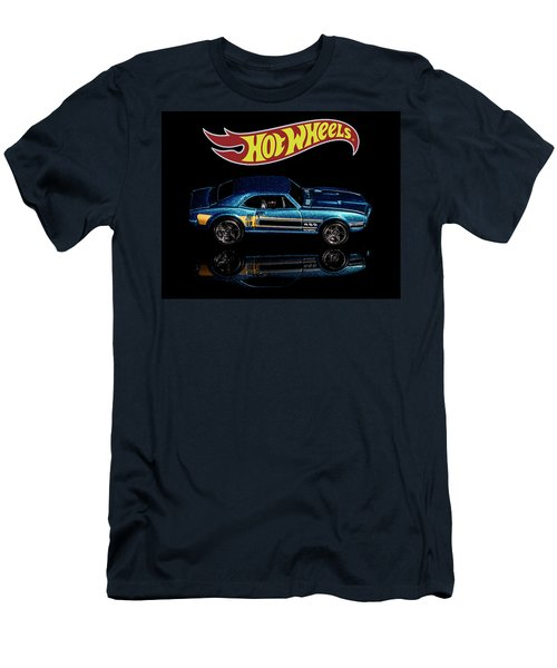 Hot Wheels '67 Pontiac Firebird 400-1 Men's T-Shirt (Athletic Fit)