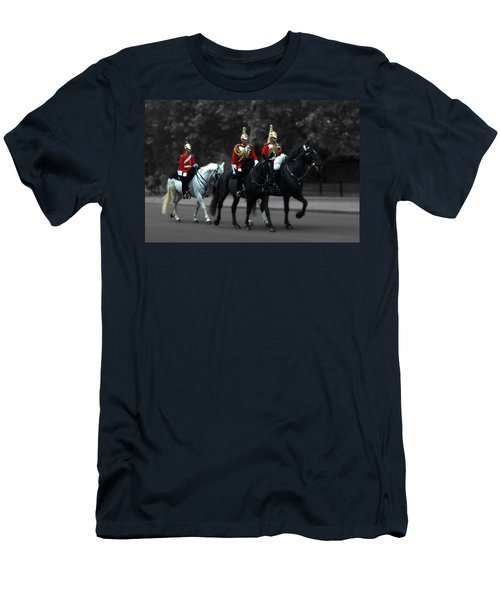 Household Cavalry Men's T-Shirt (Athletic Fit)