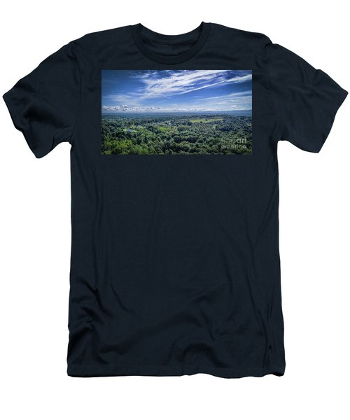 Hudson Valley View Men's T-Shirt (Athletic Fit)