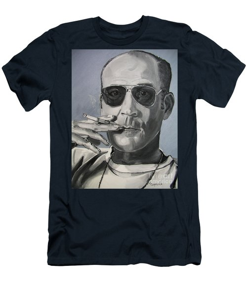 Hunter Thompson Men's T-Shirt (Athletic Fit)