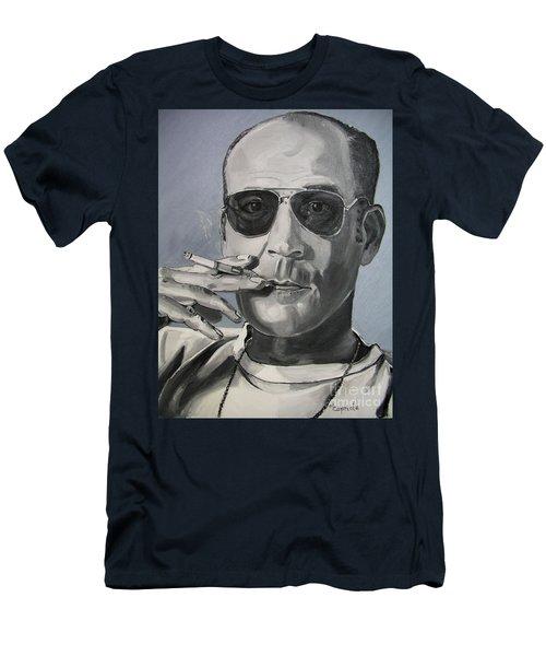 Hunter Thompson Men's T-Shirt (Athletic Fit)