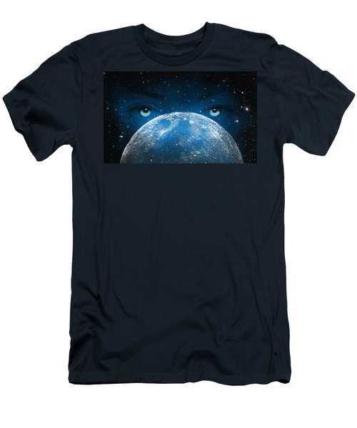 Hypnotic Men's T-Shirt (Slim Fit) by Swank Photography