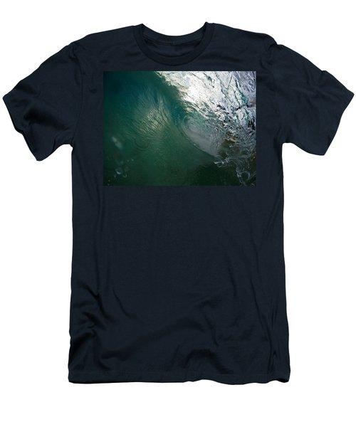 Ice Sculpture  Men's T-Shirt (Athletic Fit)