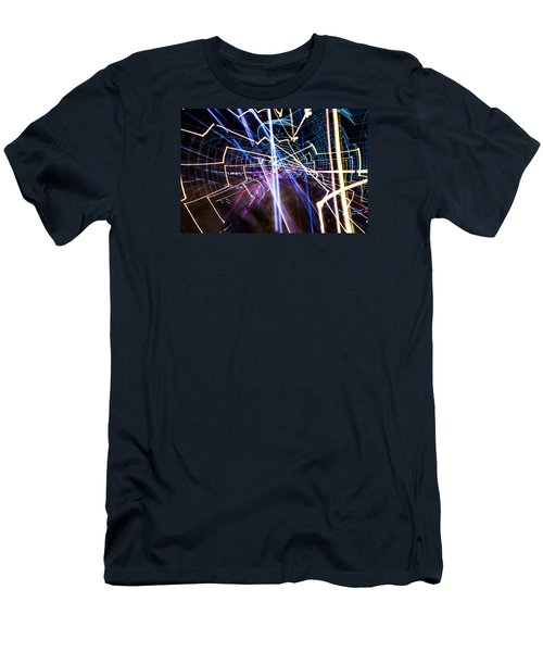 Image Burn Men's T-Shirt (Athletic Fit)