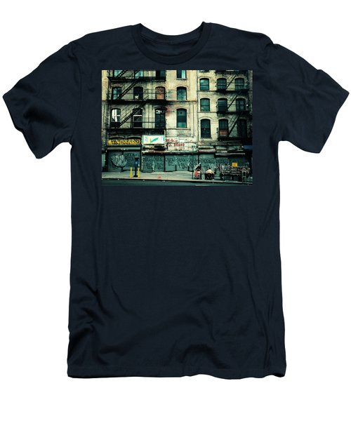 In Another Time And Place Men's T-Shirt (Athletic Fit)