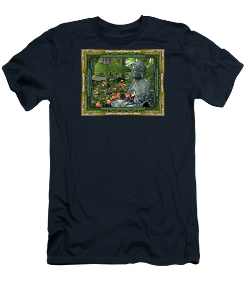 Men's T-Shirt (Slim Fit) featuring the photograph In Repose by Bell And Todd