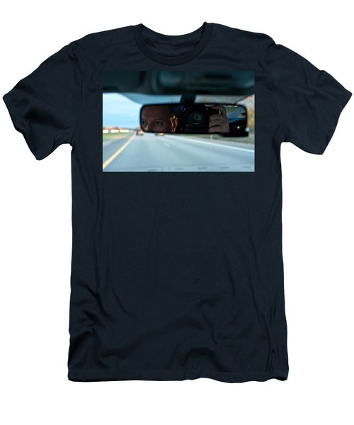 In The Road Men's T-Shirt (Athletic Fit)