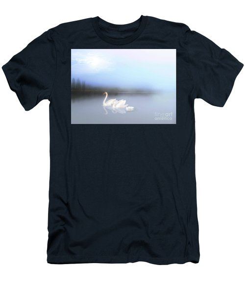 In The Still Of The Evening Men's T-Shirt (Athletic Fit)
