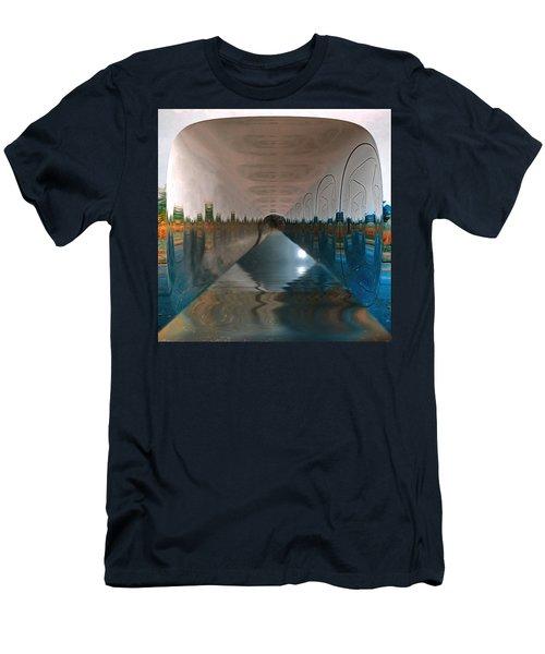 Infinity Home Men's T-Shirt (Slim Fit) by Mario Carini