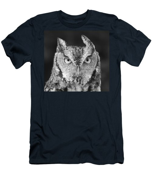 Men's T-Shirt (Slim Fit) featuring the photograph Intense Stare by Richard Bryce and Family