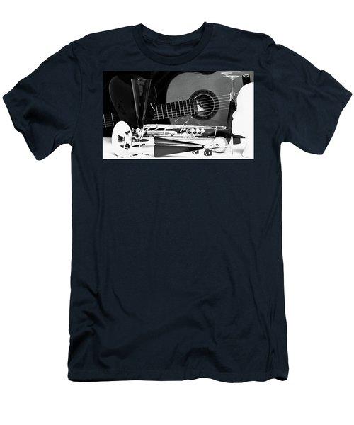 Intermission Men's T-Shirt (Slim Fit) by Elf Evans