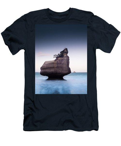 Into The Blue Men's T-Shirt (Slim Fit) by Alex Conu
