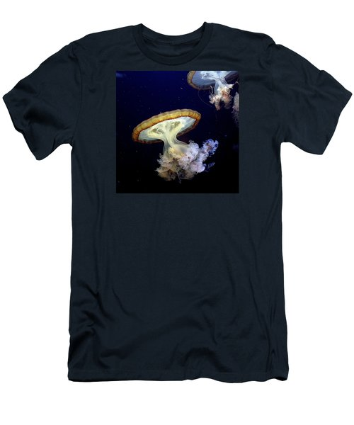 Invasion Of The Japanese Sea Nettles Men's T-Shirt (Athletic Fit)
