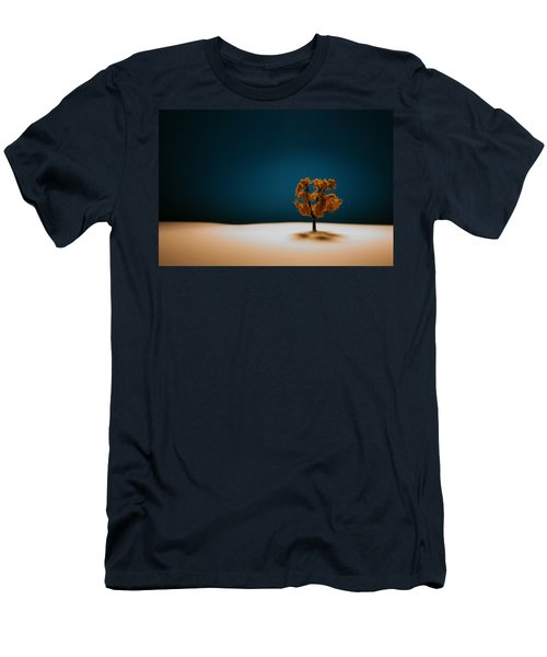 Men's T-Shirt (Slim Fit) featuring the photograph It Is Always There by Mark  Ross