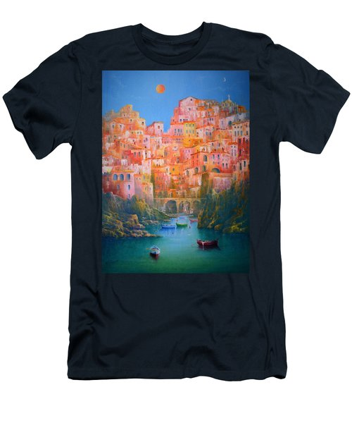 Impressions Of Italy   Men's T-Shirt (Athletic Fit)