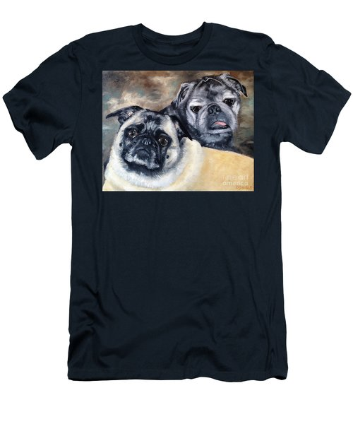 Jack And Bella Men's T-Shirt (Athletic Fit)