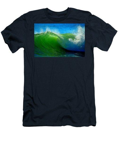 Jade Cascade Men's T-Shirt (Athletic Fit)
