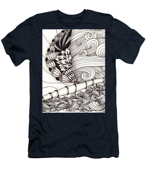 Jamaican Dreams Men's T-Shirt (Athletic Fit)