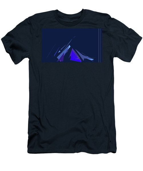 Jazz Campfire Men's T-Shirt (Athletic Fit)