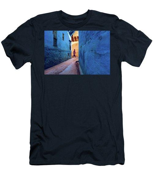 Jodhpur Colors Men's T-Shirt (Athletic Fit)
