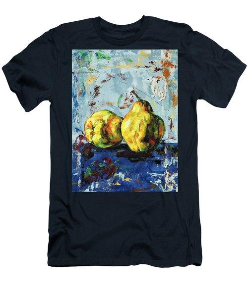 Juicy Quinces Men's T-Shirt (Athletic Fit)