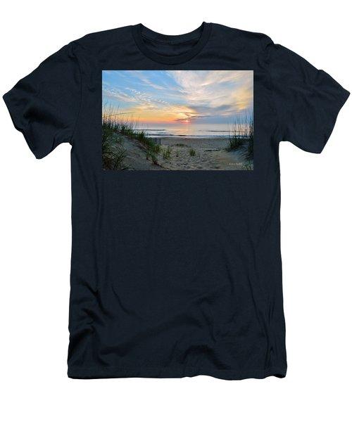 June 2, 2017 Sunrise Men's T-Shirt (Athletic Fit)
