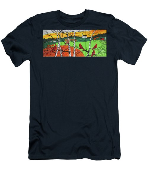 Just A Beautiful Day Men's T-Shirt (Athletic Fit)