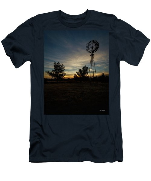 Just Before Sunrise Men's T-Shirt (Athletic Fit)